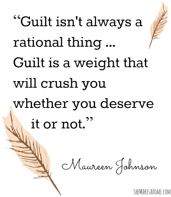 Guilt quote #7