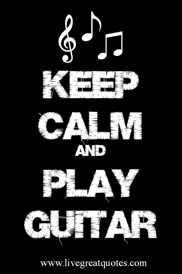 Guitar quote #1
