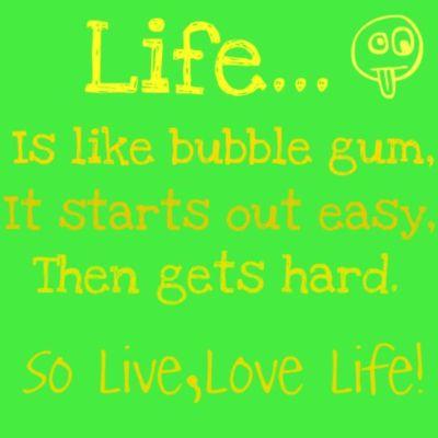 Gum quote #4