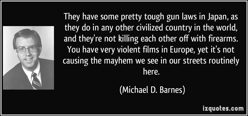 Gun Laws quote #2