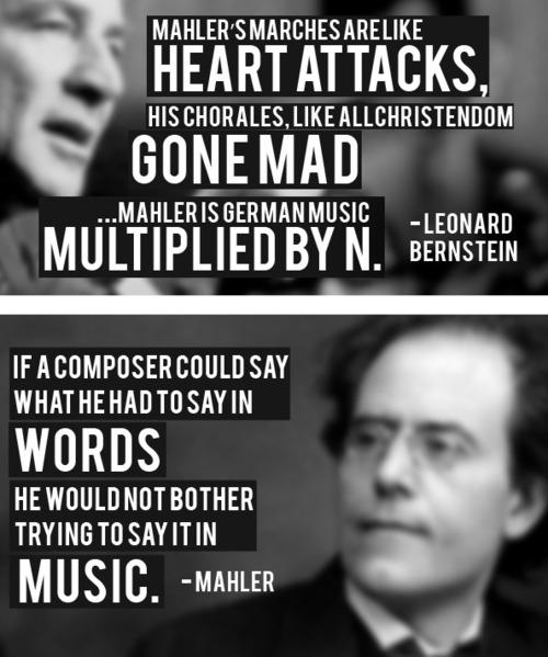 Gustav Mahler's quote #3