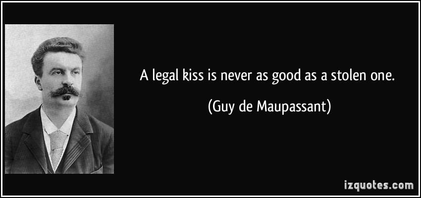 Guy de Maupassant's quote #1