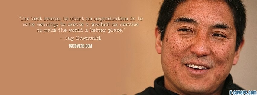 Guy Kawasaki's quote #6