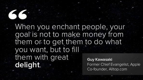 Guy Kawasaki's quote #2