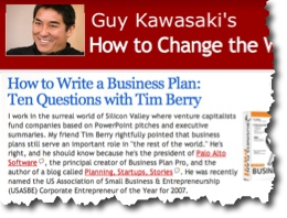 Guy Kawasaki's quote #5