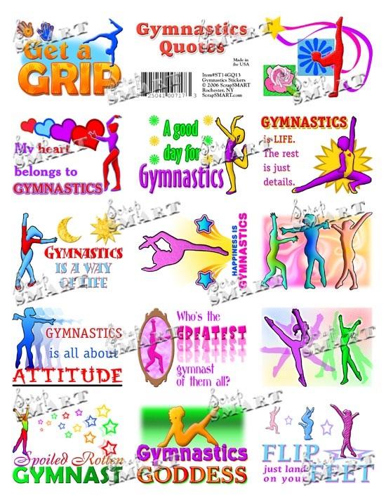 Gymnastics quote #7