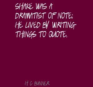 H. C. Bunner's quote #1