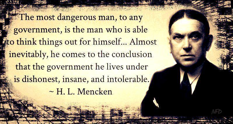 H. L. Mencken's quote #2