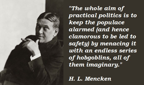 H. L. Mencken's quote #6