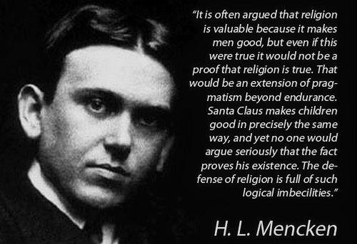 H. L. Mencken's quote #1