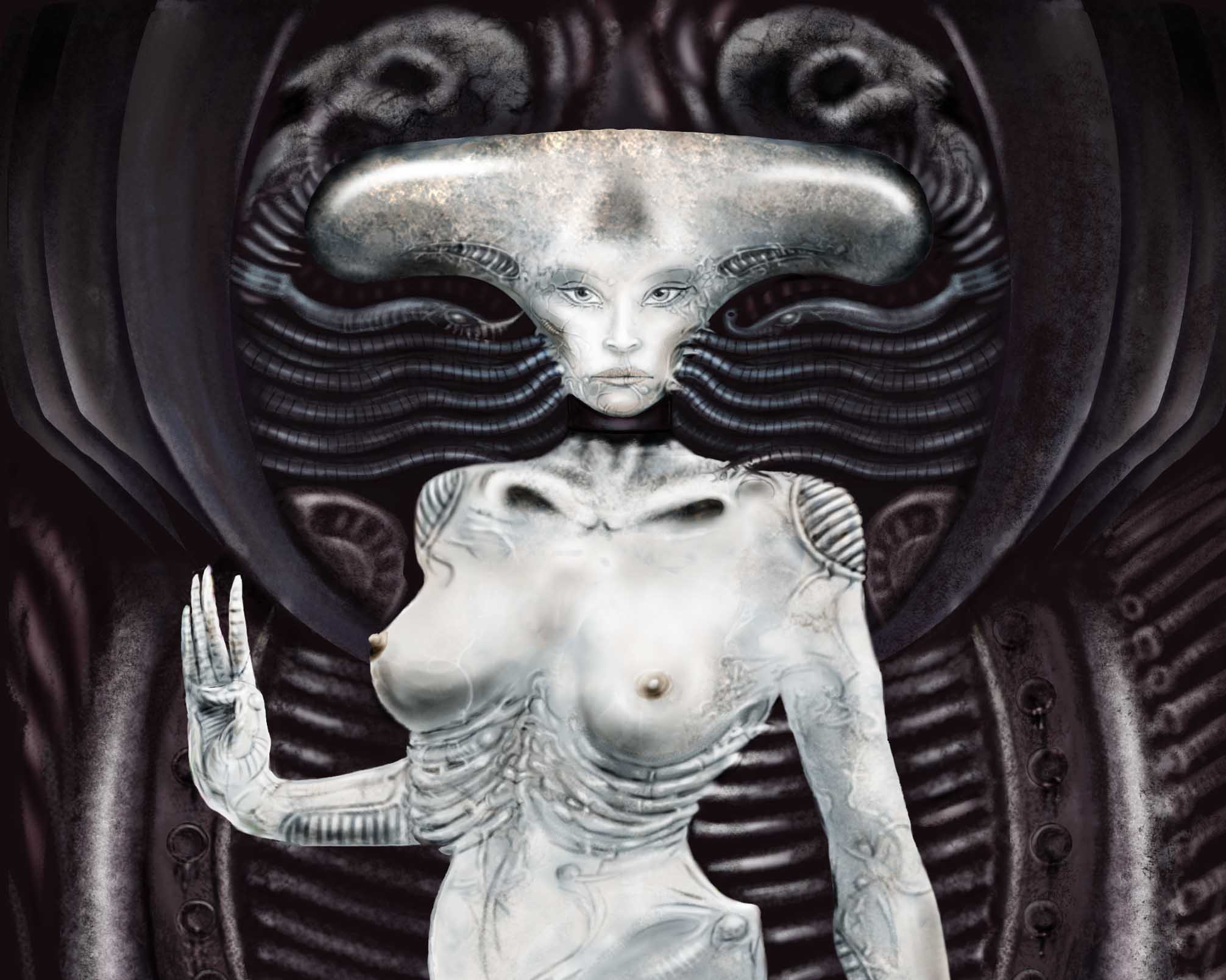 H. R. Giger's quote #2