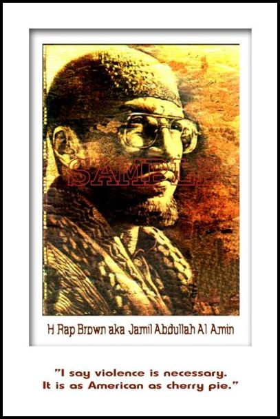 H. Rap Brown's quote #8