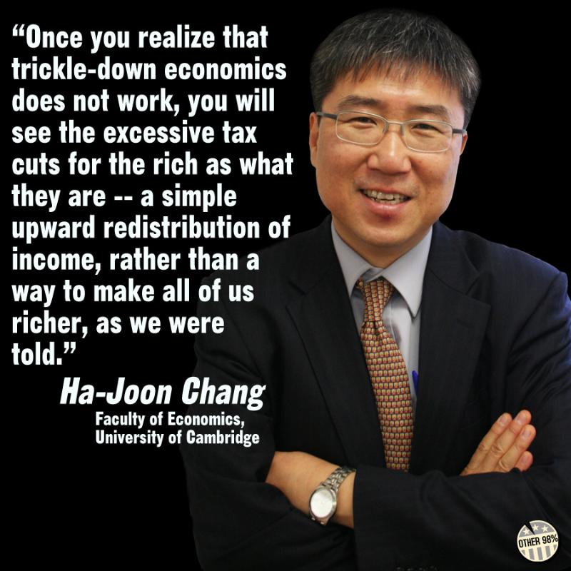 Ha-Joon Chang's quote #1