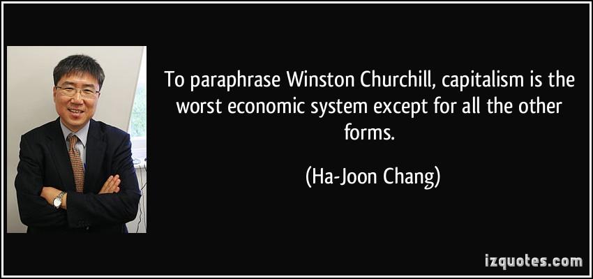 Ha-Joon Chang's quote #3