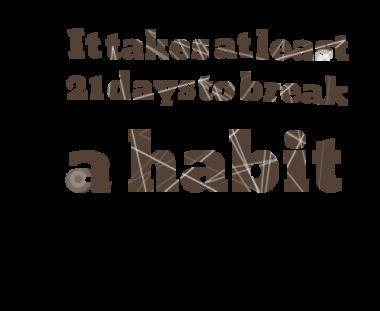 Habit quote #1