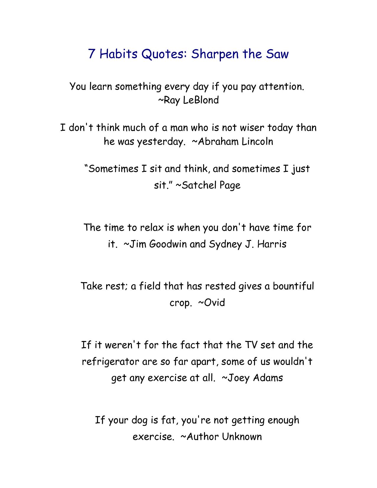 Habits quote #8