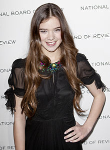 Hailee Steinfeld's quote #1