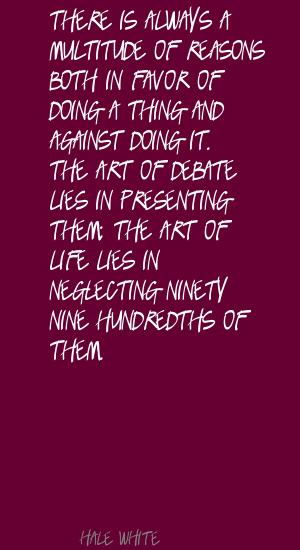 Hale White's quote #2