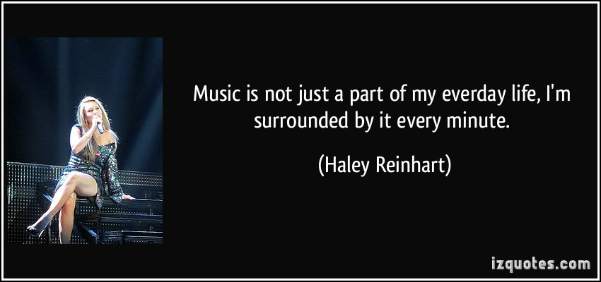 Haley Reinhart's quote #3