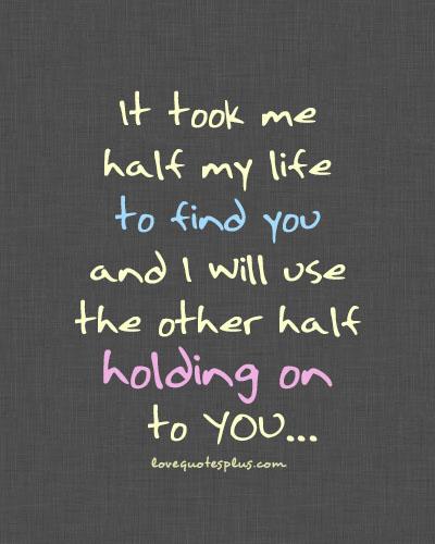 Half quote #2