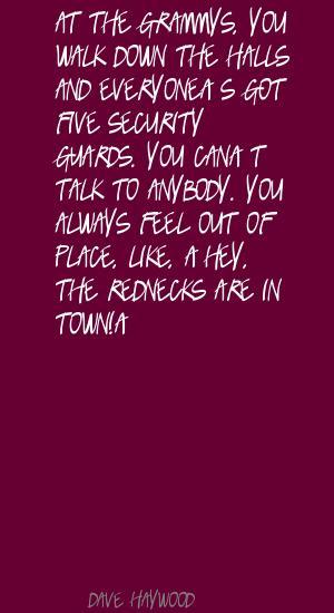 Halls quote #2