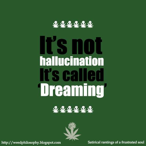 Hallucination quote #1