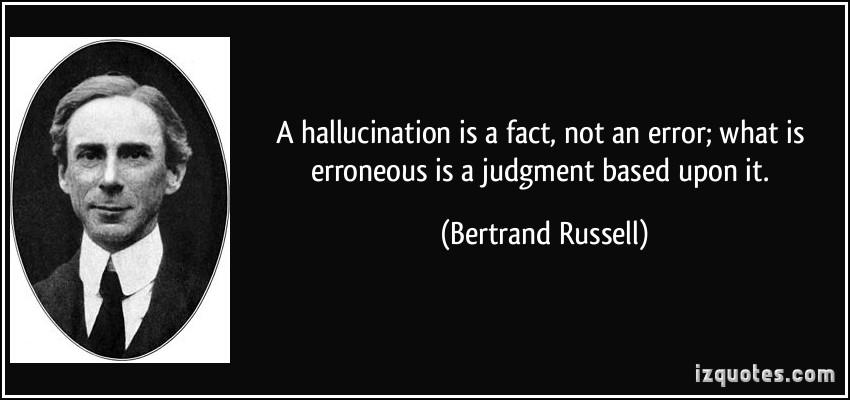 Hallucination quote #2