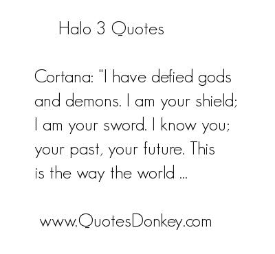 Halo quote #2