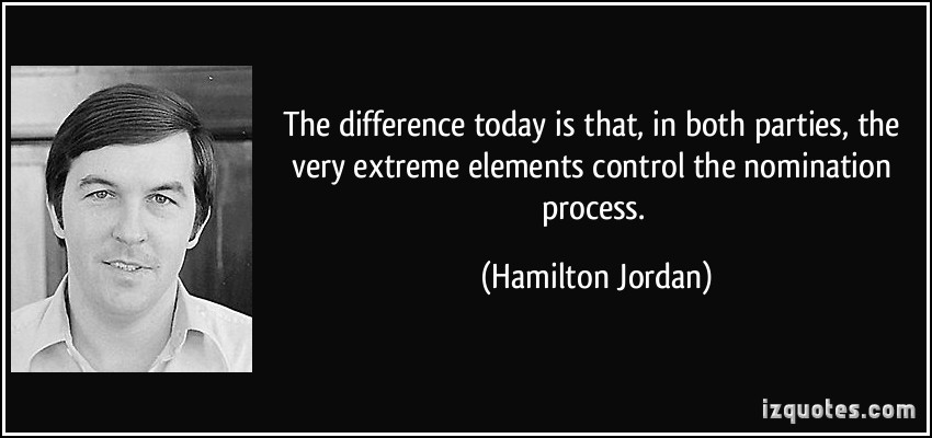Hamilton Jordan's quote #5