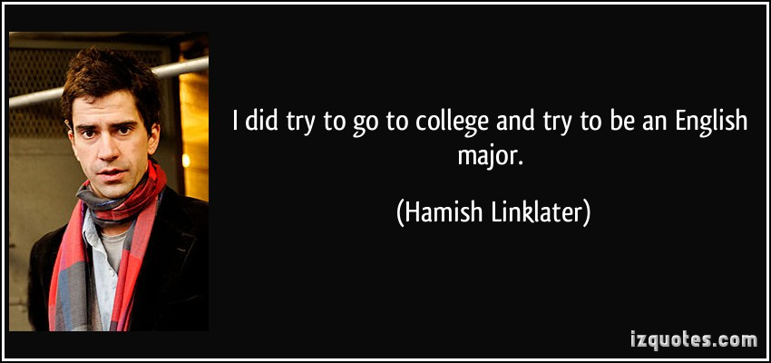 Hamish Linklater's quote #1