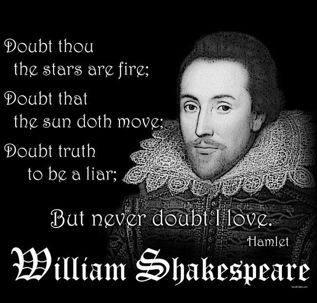 Hamlet quote #3