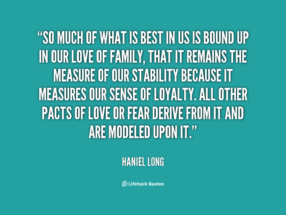 Haniel Long's quote #5