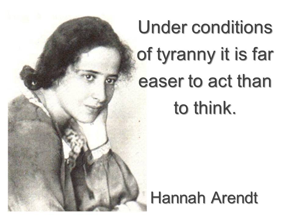 Hannah Arendt's quote #5