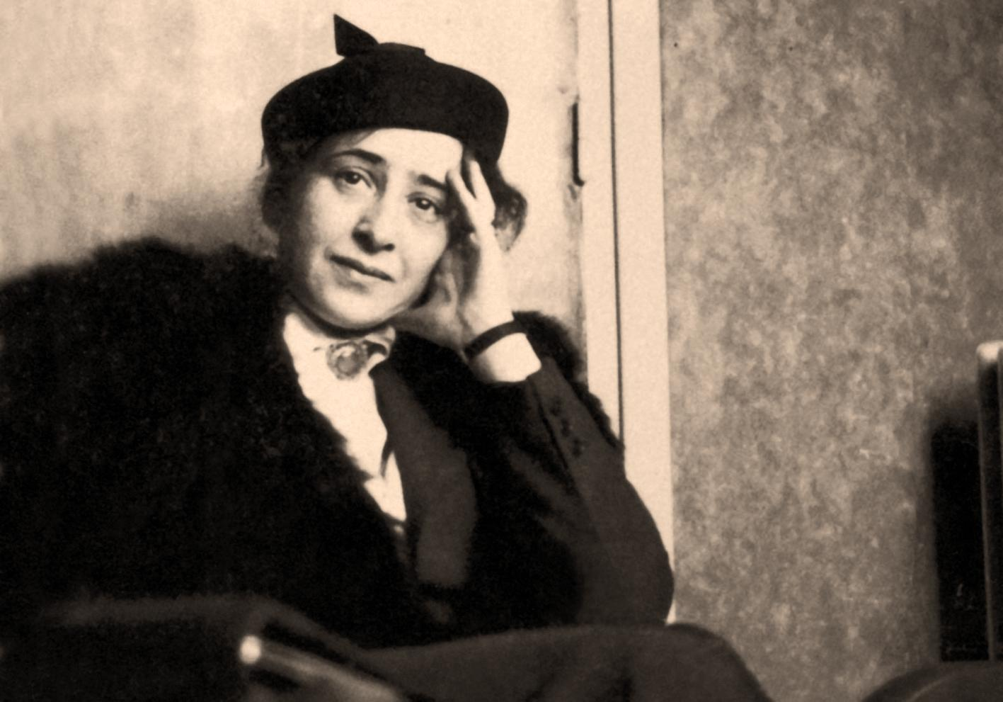Hannah Arendt's quote #7