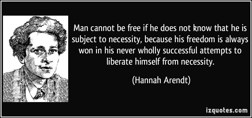 Hannah Arendt's quote #2