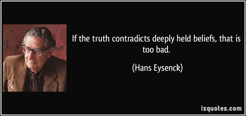Hans Eysenck's quote #3