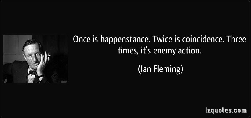 Happenstance quote #1