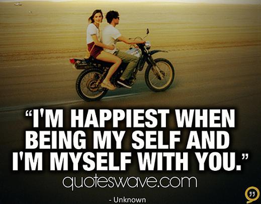 Happiest quote #7