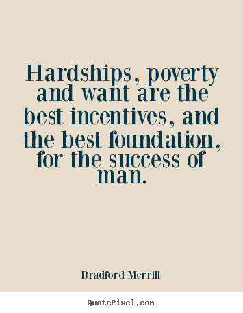 Hardships quote #3