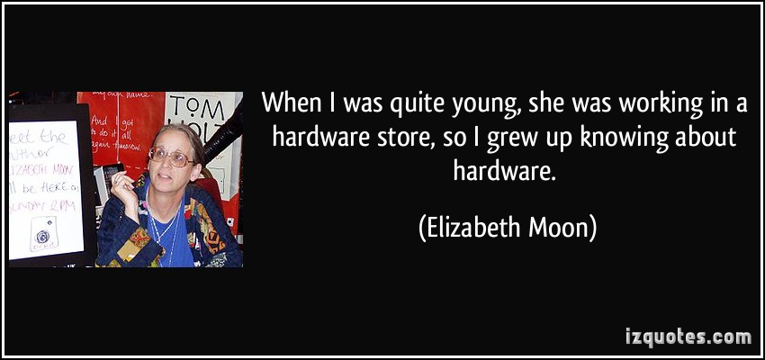 Hardware Store quote #1