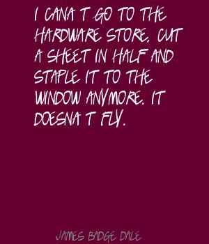 Hardware Store quote #2
