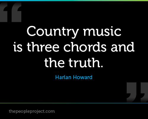 Harlan Howard's quote #5