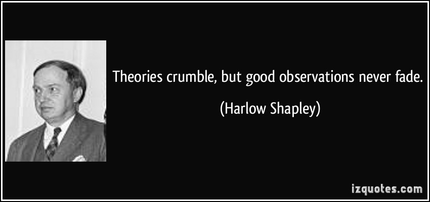 Harlow Shapley's quote #1