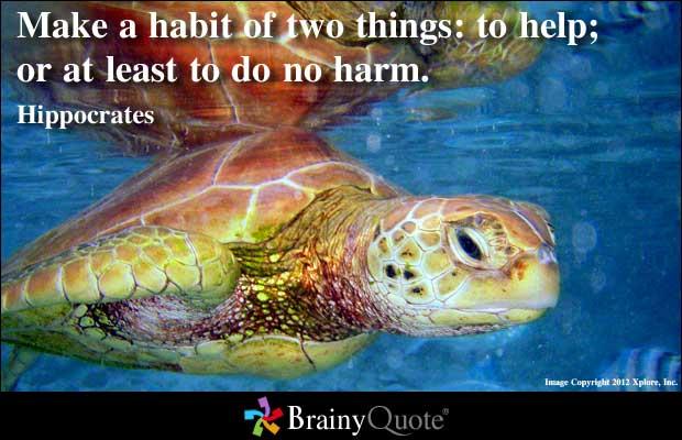 Harm quote #5