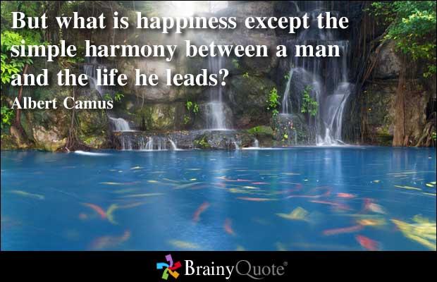 Harmony quote #1