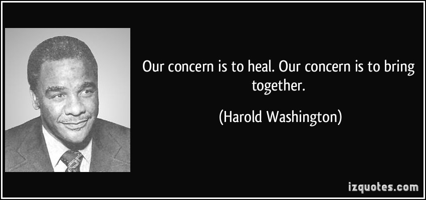 Harold Washington's quote #2