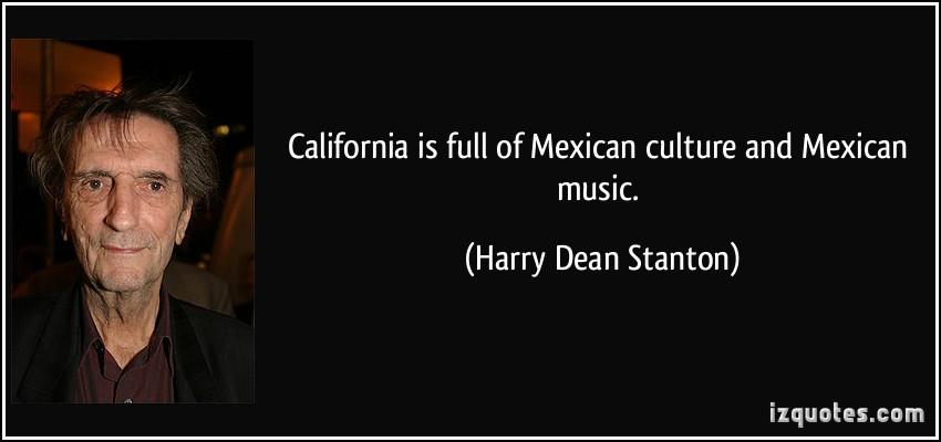 Harry Dean Stanton's quote #1