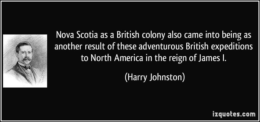 Harry Johnston's quote #2