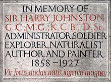Harry Johnston's quote #3