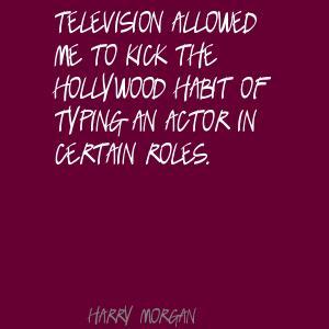 Harry Morgan's quote #4